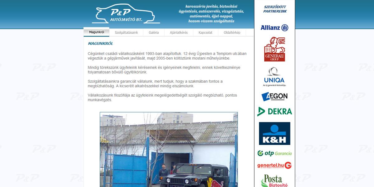 PP Autójavító Bt. | www.ppautojavitbt.hu