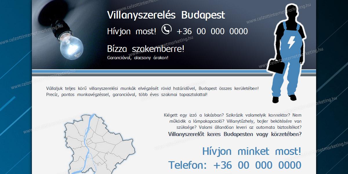 Villanyszerelés Budapest | www.villanyszerelesbudapest.eu