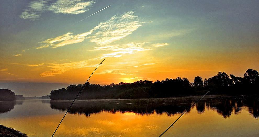 Úszózás horgászvizeken
