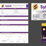 Sybell Informatika Kft.   Ajtó matrica, molinó, nyakbaakasztó kártya, munkalap