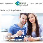 Ekva - A Víztisztítás Szakértője | www.ekva.hu