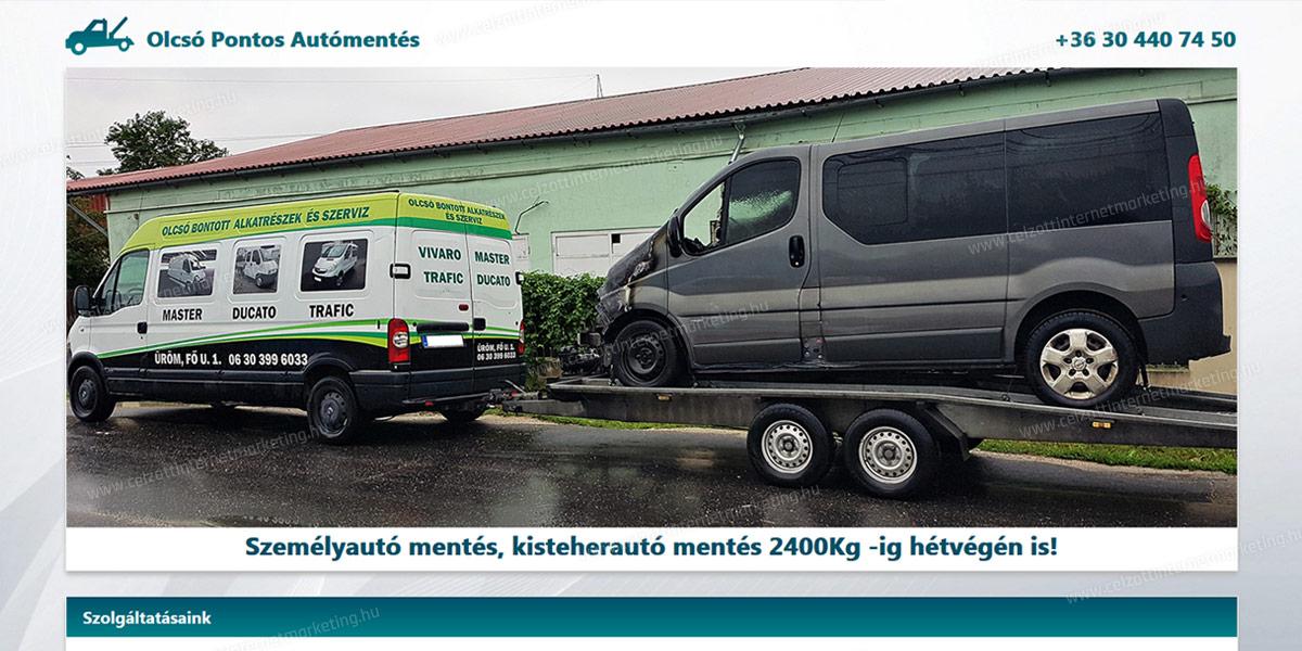 Olcsó Pontos Autómentés | www.olcsopontosautomentes.hu